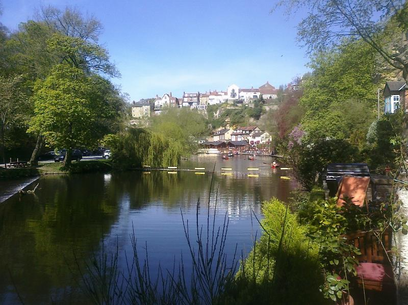 River Nidd, Knaresborough