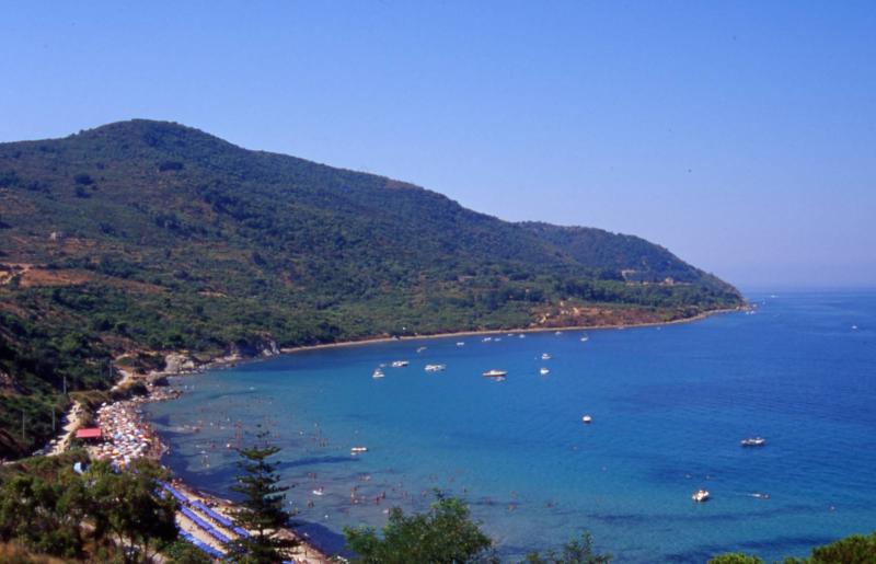 Praia Trentova Agropoli 2 km da casa