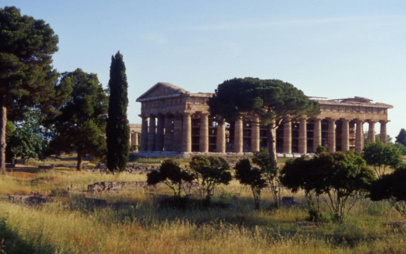 Templi di Paestun a 5 km dalla casa