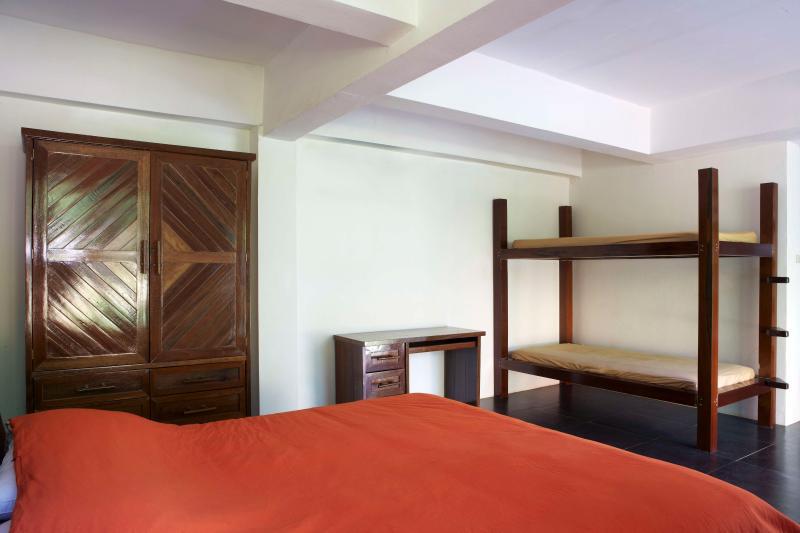 Camera per gli ospiti al piano terra