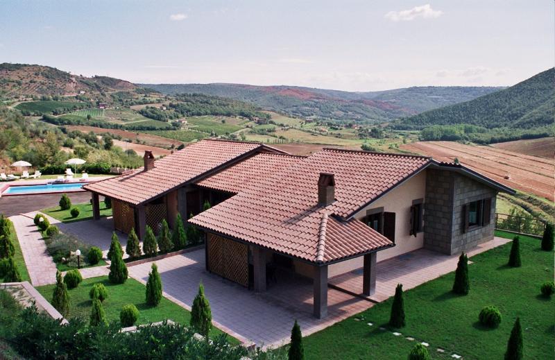 Villa La Valle - Breathtaking view