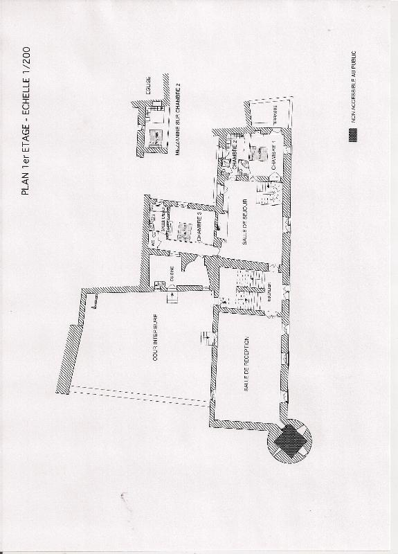 1er plan de plancher