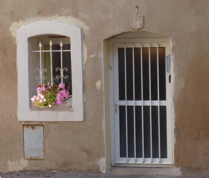 The front facade of 'Chez Matilda'