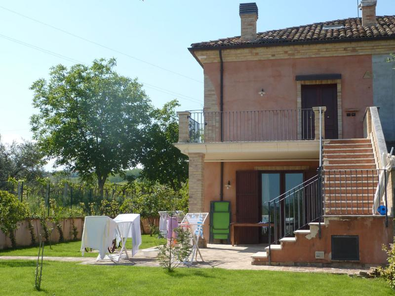 appartamento mimosa, vacation rental in Ortona