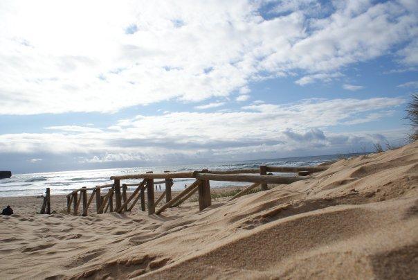 plage d'Amoreira