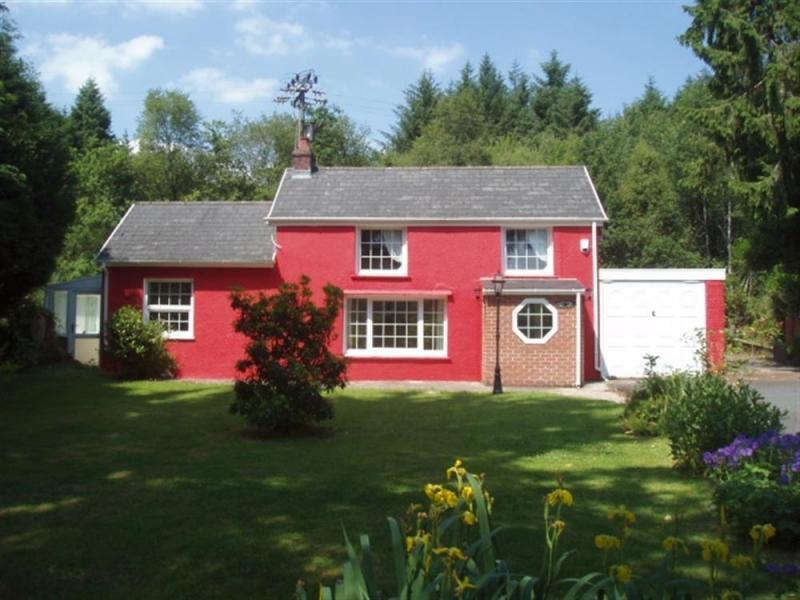 Nant y Ffin Cottage