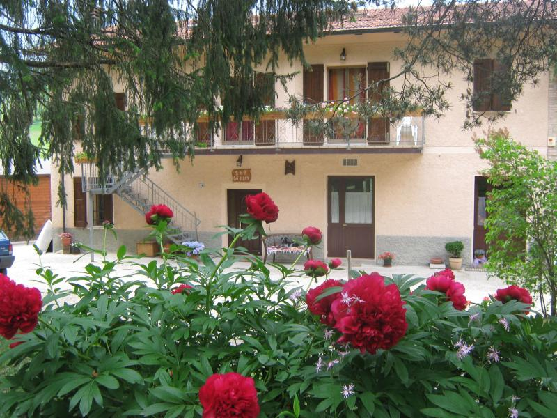 Bed & Breakfast Ca' Nova, vacation rental in Marzabotto