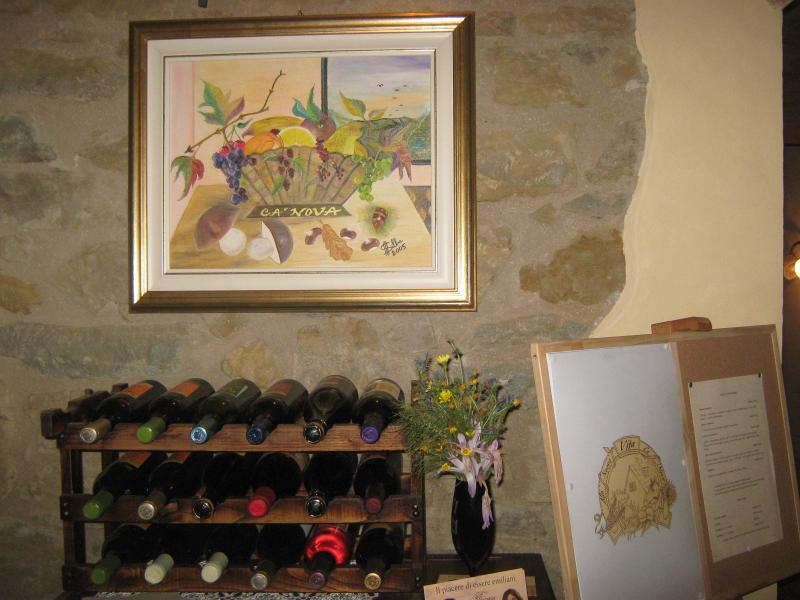Ottima degustazione di vini Colli Bolognesi e Rossi Toscani