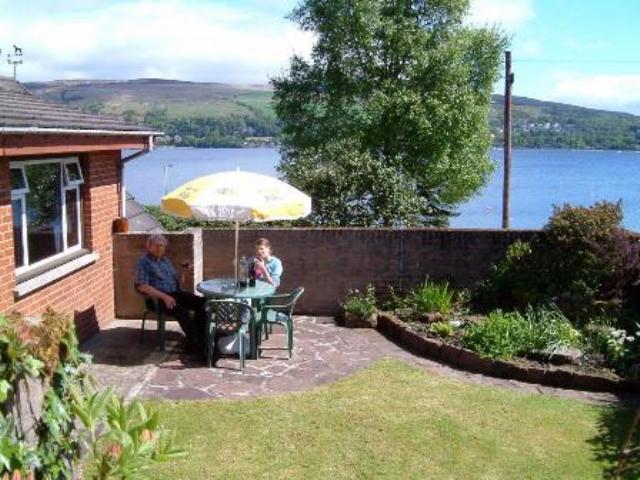 An Caladh Garden A Secluded Little Sun Trap!