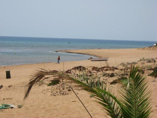 la spiaggia !