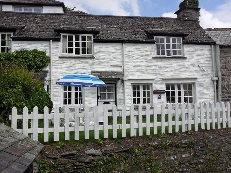 Crumplehorn Cottage No3 - Polperro, Cornwall - Self Catering Holiday Cottage Polperro - with parking