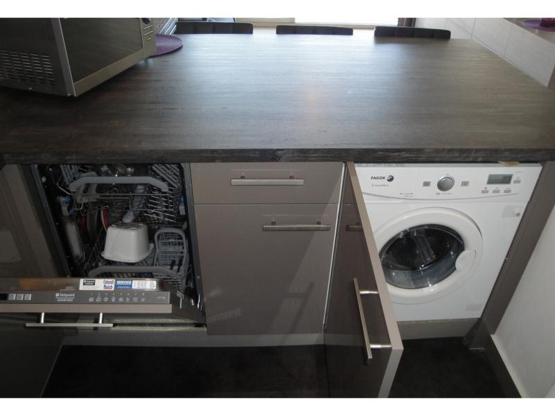 Lave-vaisselle, Machine à laver + séchante