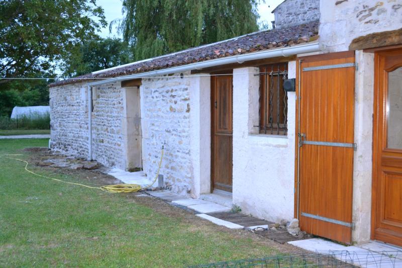 Petit Tournesol, holiday rental in Saint Fort sur Gironde