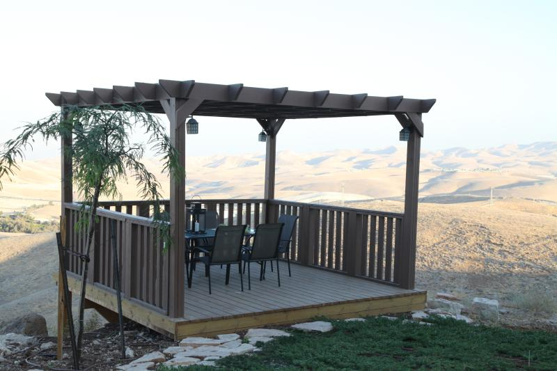 tal ba-midbar Yehuda desert, vacation rental in West Bank
