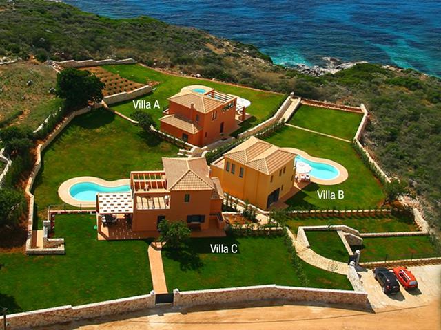 Villa Brio Exclusive_Villa C, holiday rental in Kefalonia