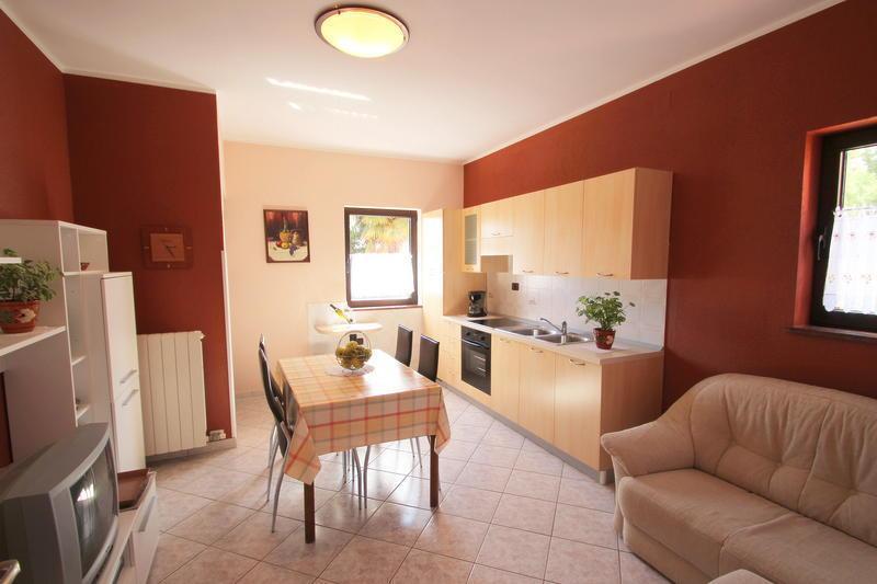 apartments Daniela - 4 persons, alquiler de vacaciones en Novigrad