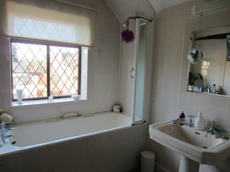 Our guests own private bathroom
