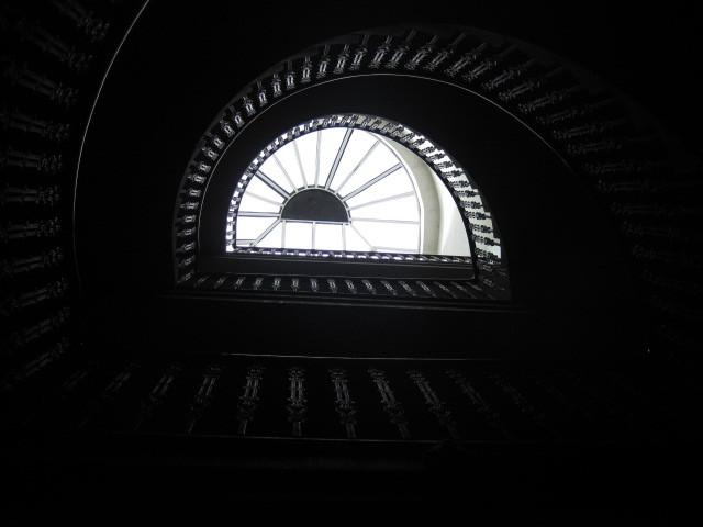 Stairwell and cupola