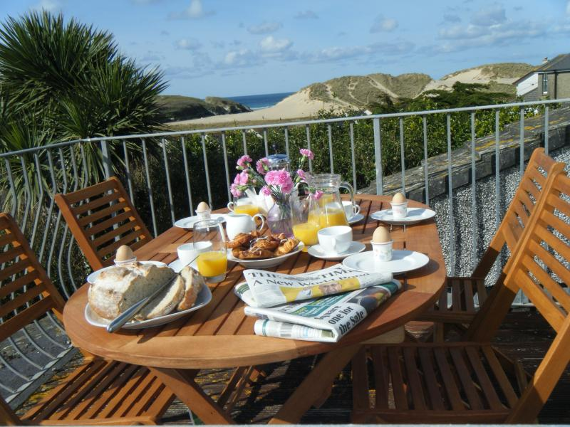 Breakfast Time - The Holiday Villa