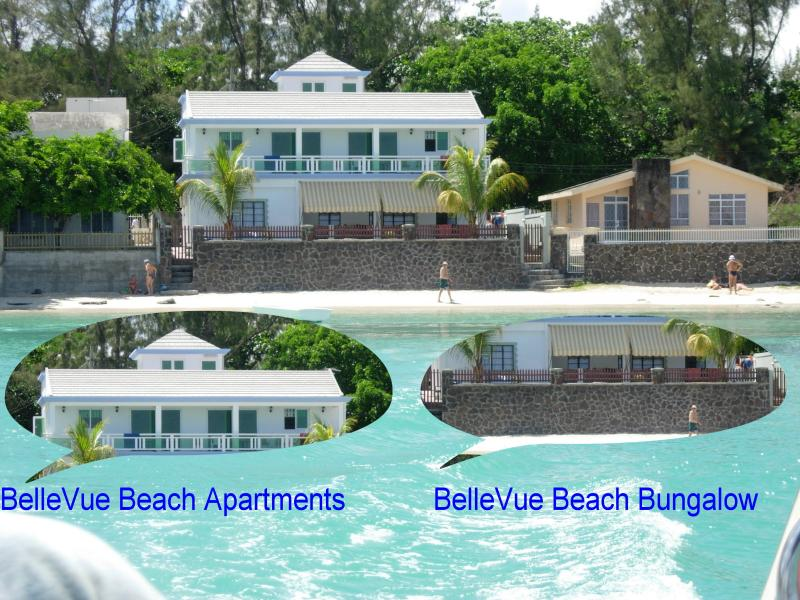 Bellevue Beach bungalow and apartments - Bungalow on ground floor