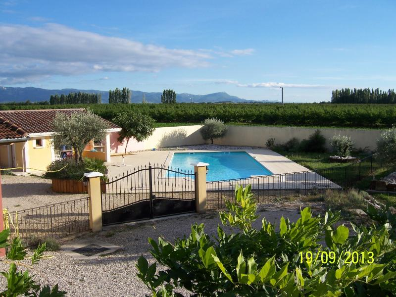 MAS des OLIVIERS, holiday rental in Bourg-les-Valence