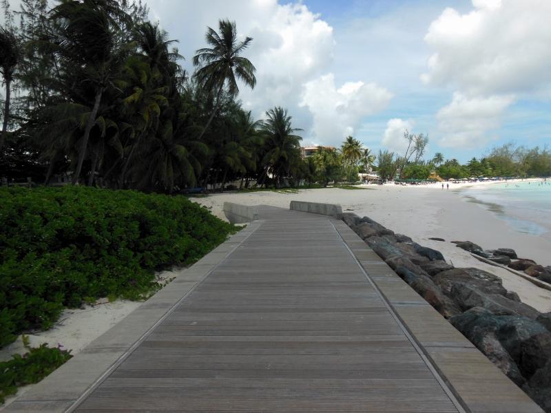 South Coast Boardwalk.