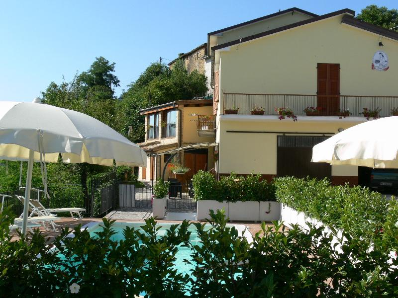 Borgo La Filomena,, holiday rental in Montefortino