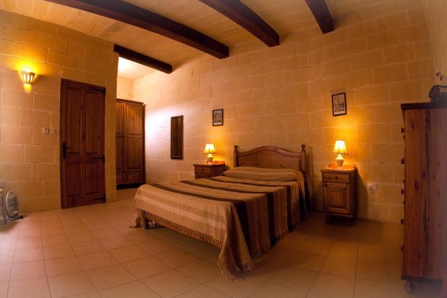 Bedroom 1 with en-suite shower room