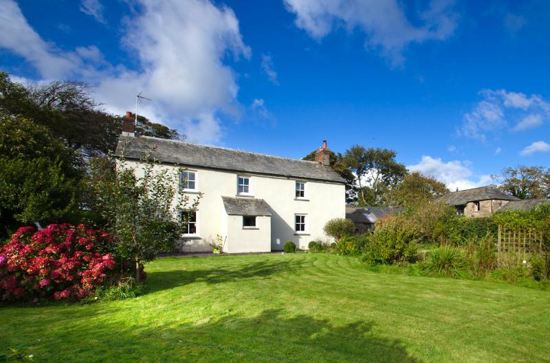 Een Cornish boerderij