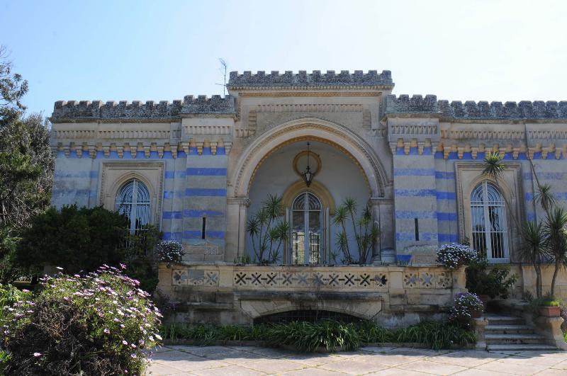 facciata centrale