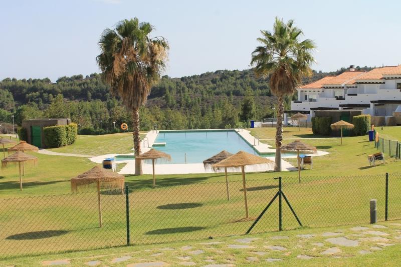 Seasonal pool and garden