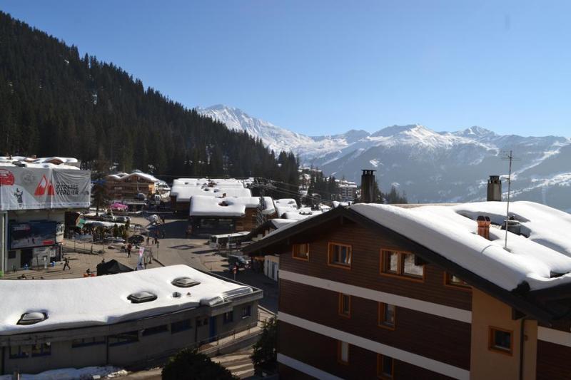 The view towards Medran