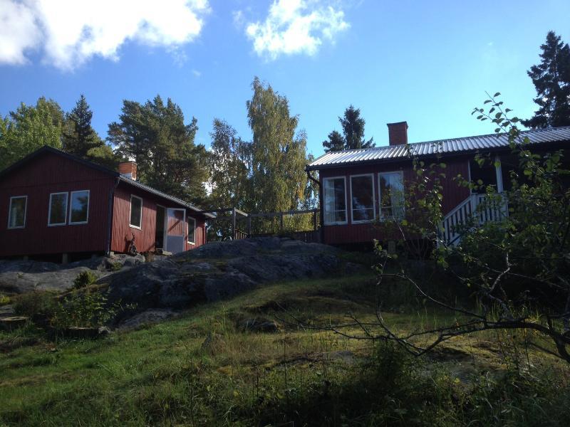 Summerhouse in Stockholm Archipelago, holiday rental in Varmdo