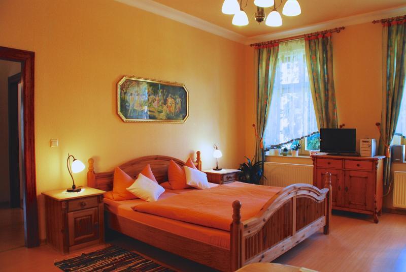 Villa Vita Ferienwohnungen (Garten/Sauna/Gym), location de vacances à Gorlitz