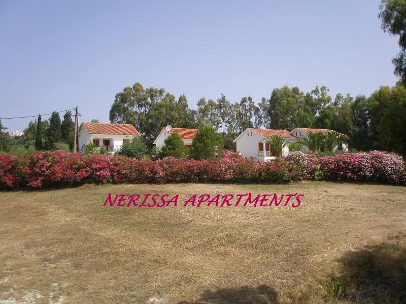 Nerissa apartments. Seaview side