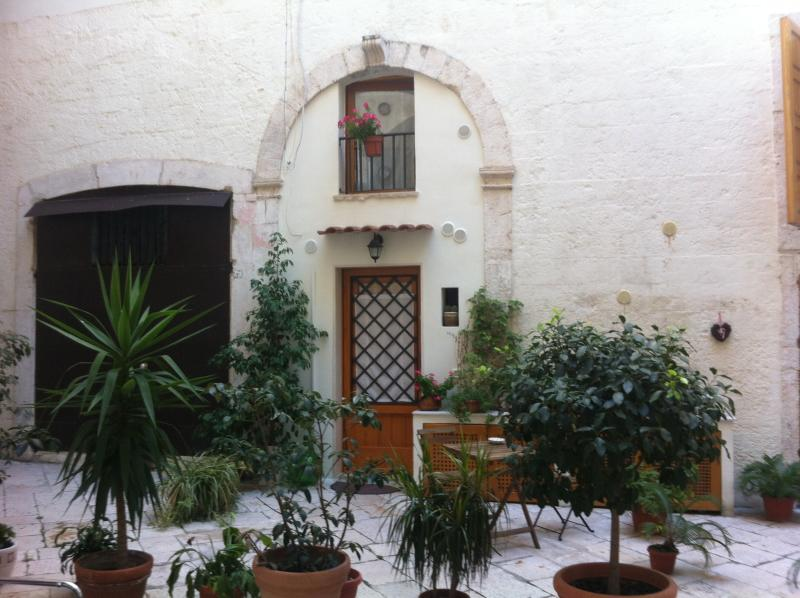 b&b sant' anna, holiday rental in Carbonara di Bari