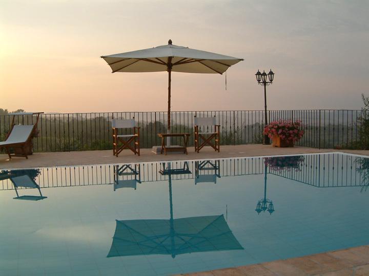 Villa Montaione Hills, holiday rental in Montaione