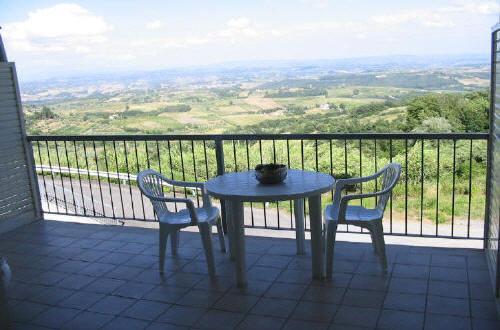 Appartamento 'Sabatino', holiday rental in Gambassi Terme