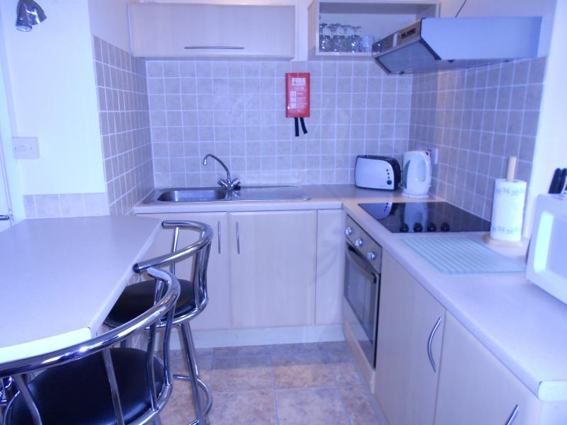 Flat 1, Lee Cliff Park, vacation rental in Dawlish