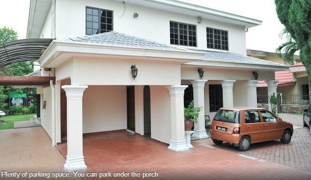 CityLivingInQuiteNeighbourhood, holiday rental in Selangor