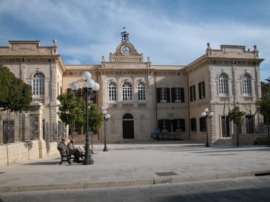 Palazzo comunale La Pira