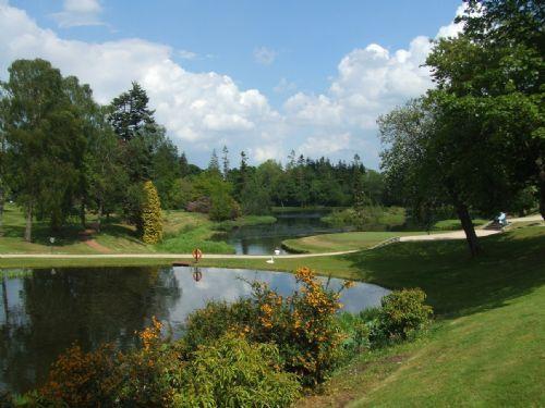 Gleneagles grounds