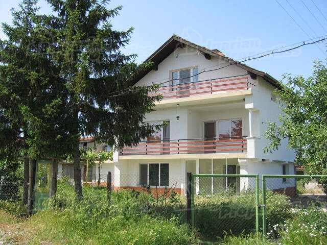 Main view of house