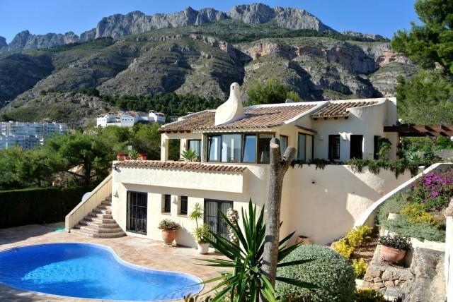 8 persons, wifi, pool, Altea, La, Vella, Albir, Alfaz del Pi, Benidorm, Calp(e), Costa Blanca, Spain