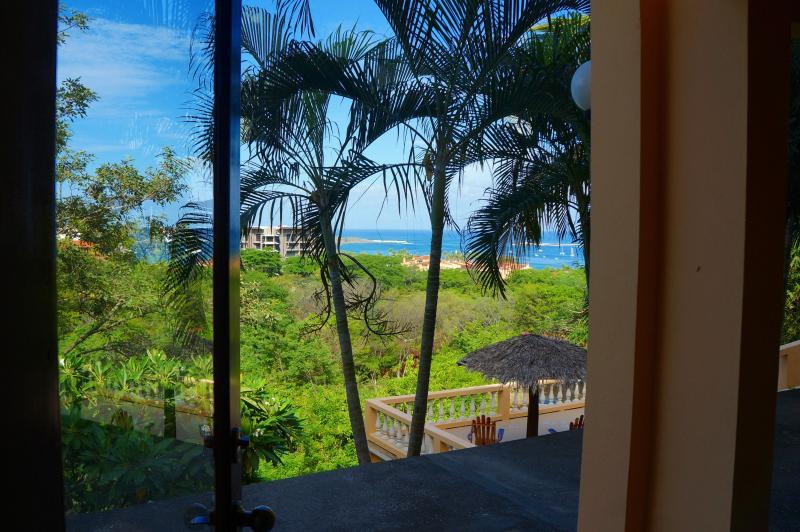 View from Las Palmas master bedroom