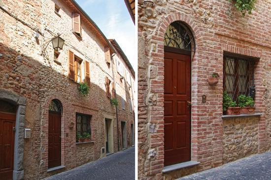 Casa Leone d'Orvieto, casa vacanza a San Leo