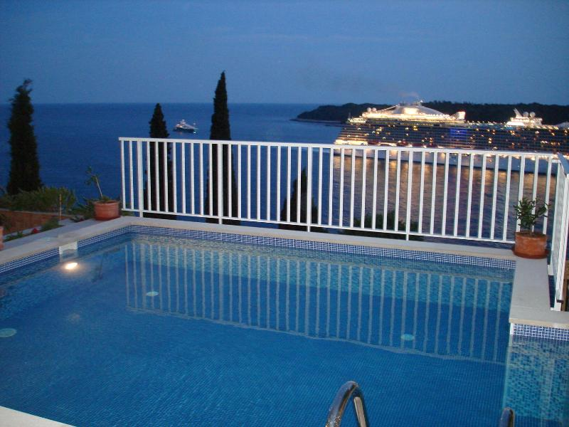 Exclusive apartment with swiming-pool, vacation rental in Dubrovnik