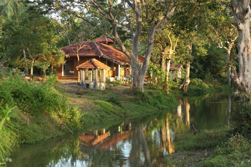 river island. near yala jungle, vakantiewoning in Tangalle