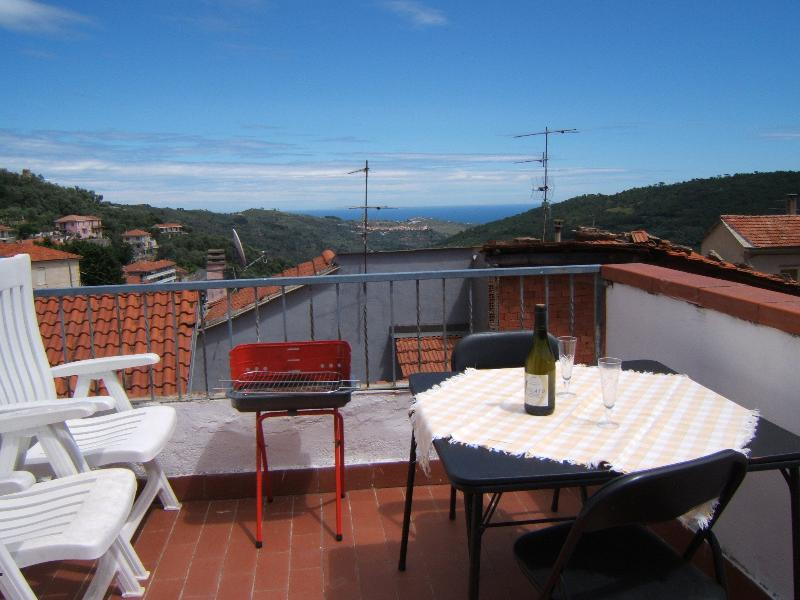 CASA GIONNI, holiday rental in Pietrabruna