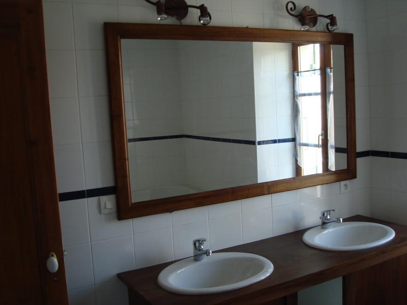 salle de bains a l etage